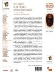 Les figures de la cruauté - Entre civilisation et barbarie